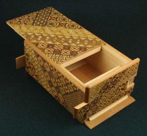 Japanese Trick Box